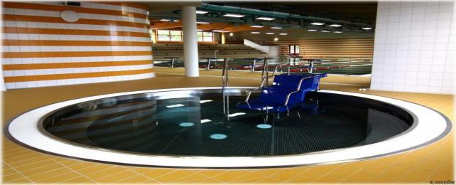 Relaxační část | Autor: Bazénové centrum Karlovy Vary | Bazénové centrum