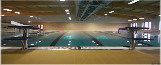 Plavecký bazén | Autor: Bazénové centrum Karlovy Vary | Bazénové centrum