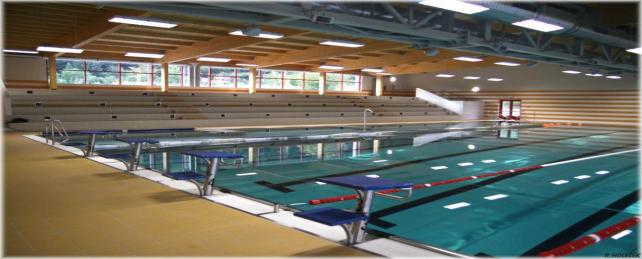 Plavecký bazén | Autor: Bazénové centrum Karlovy Vary | -