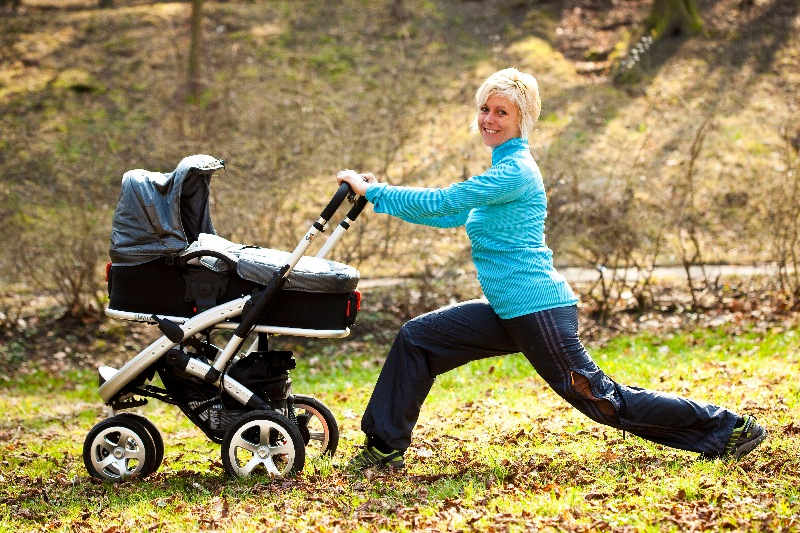 Strollering - mateřská v pohybu | -