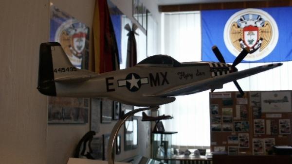 Museum der Luftschlacht über dem Erzgebirge