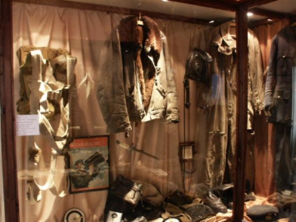 Muzeum letecké bitvy nad Krušnohořím