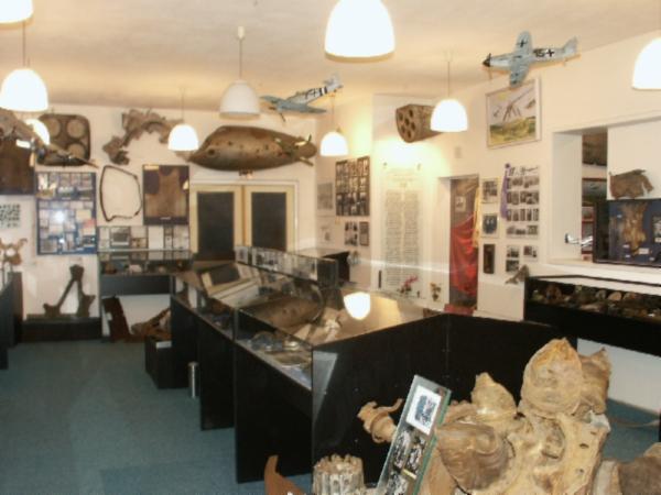 Muzeum letecké bitvy nad Krušnohořím | -