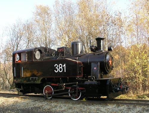 Parní lokomotiva 900 BS 200 | -