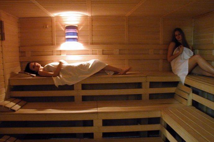 Sauna | -