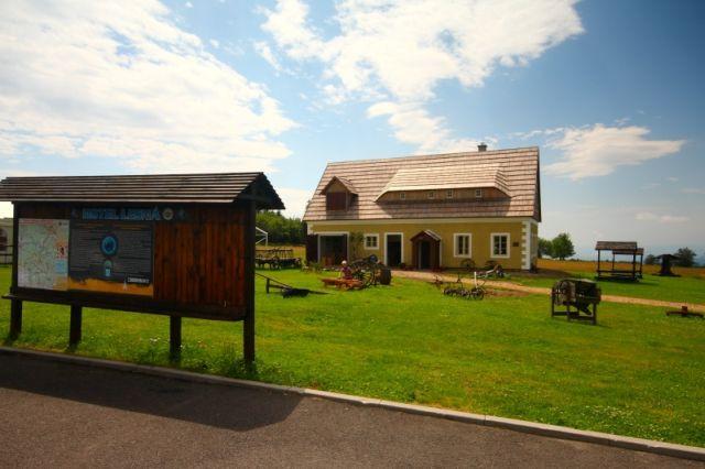 Krušnohorské muzeum na Lesné
