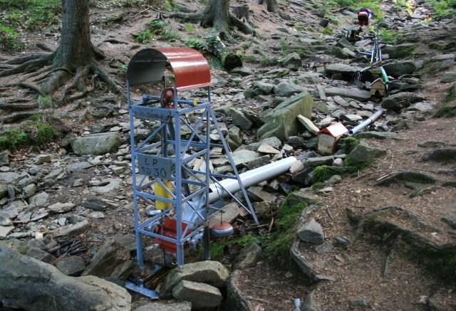 Vodní mlýnky v Jáchymově | Krušnohorci