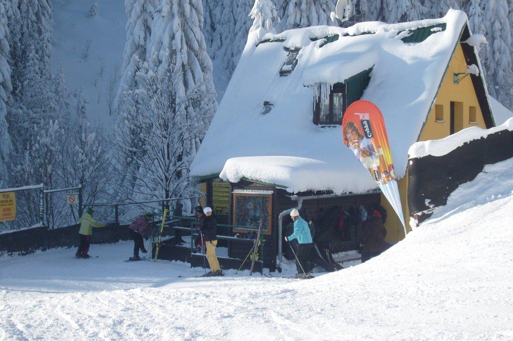 Skiareál Pernink - Nad nádražím, Buffet