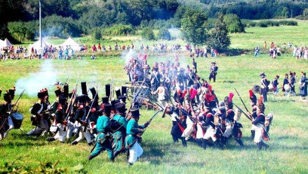 Chlumecké památníky a napoleonská bojiště