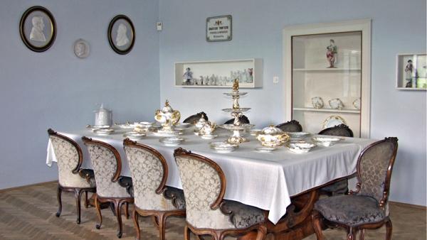 Muzeum českého porcelánu Klášterec nad Ohří