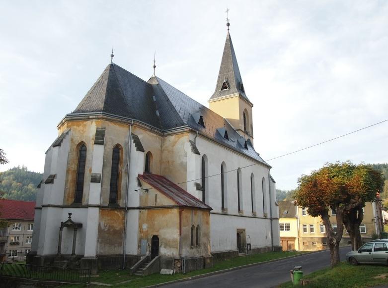 Kostel sv. archanděla Michaela | -