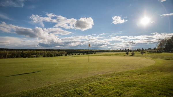 Golf klub Teplice - Cínovec  |  Golf club Teplice