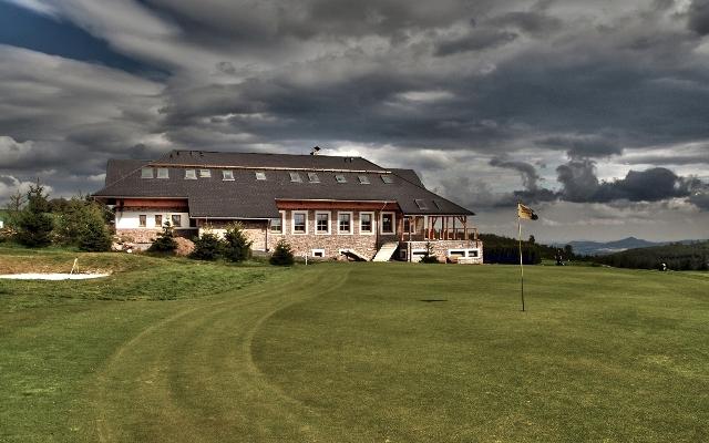 Klubovna, Golf klub Teplice | Krušnohorský dvůr
