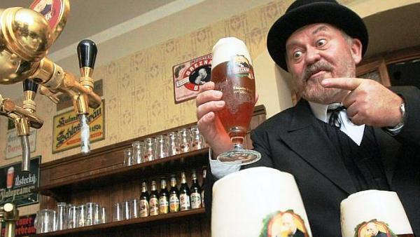 Brauerei Velké Březno Grosspriesener