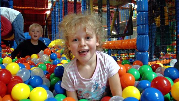 Dětská aréna Marienberg