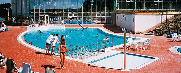 Venkovní bazén | Aqua World Schöneck
