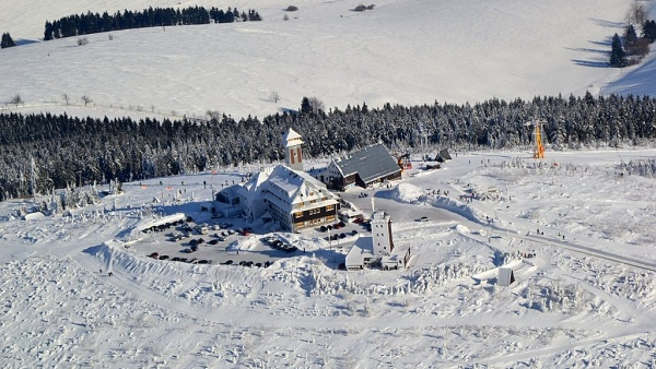 Skiareal Fichtelberg