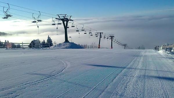 Skiareál Neklid