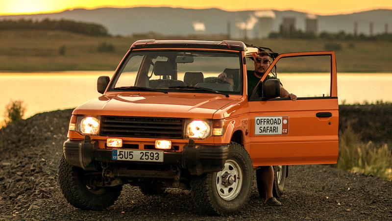 Off-road safari  |  Martin Bareš