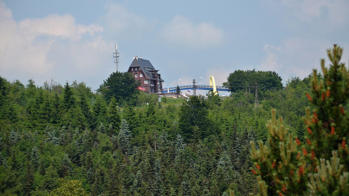 Výhled na Cínovec | Krušnohorci