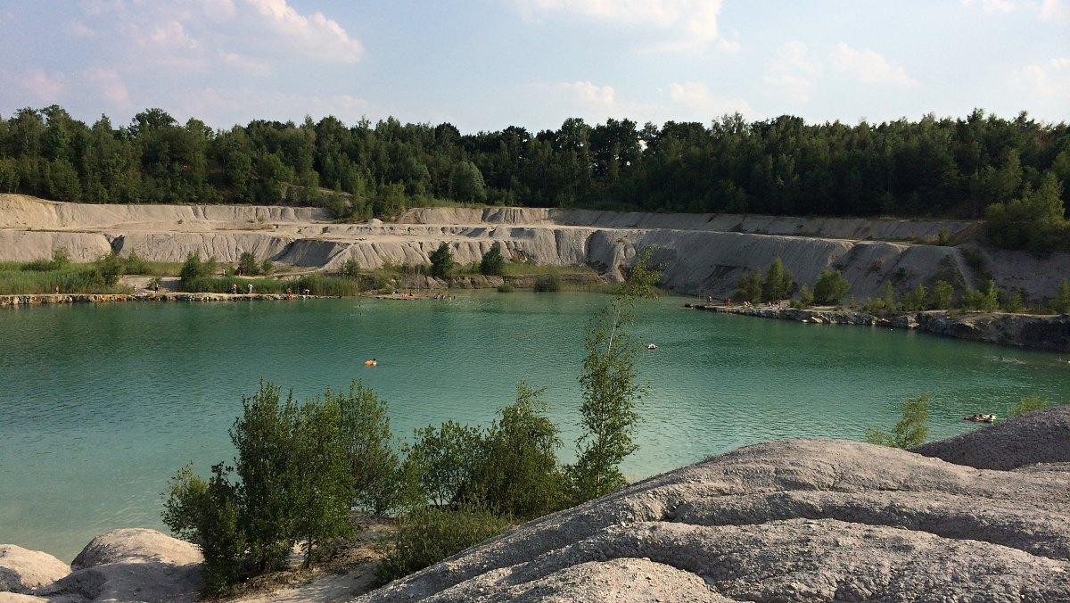 Kamenolom v Jeníkově