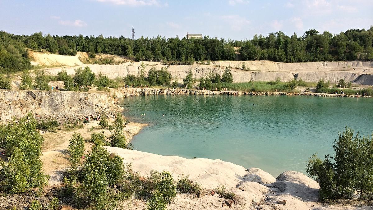 Kamenolom v Jeníkově  |  Krušnohorci