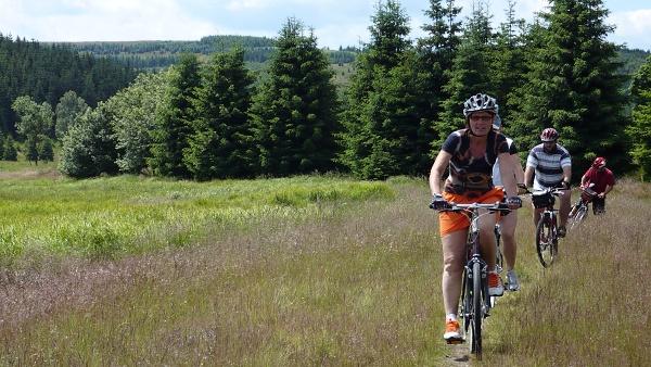 Krušnými horami na kole  |  Krušnohorci