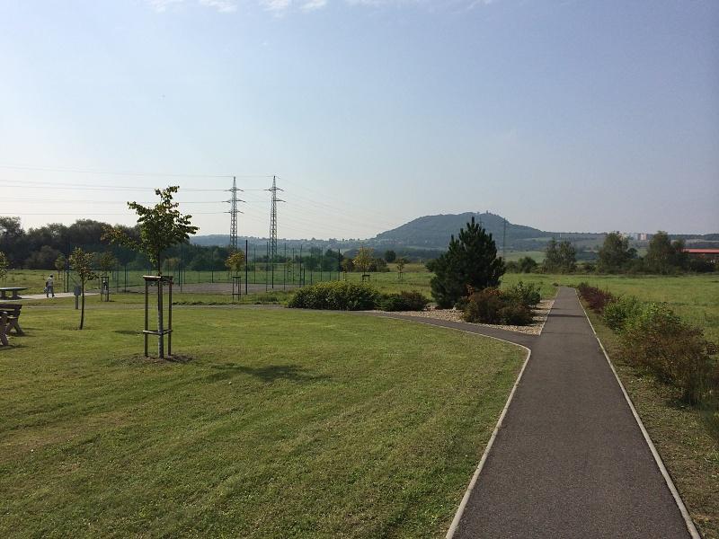 Hraniční asfaltová stezka | Krušnohorci