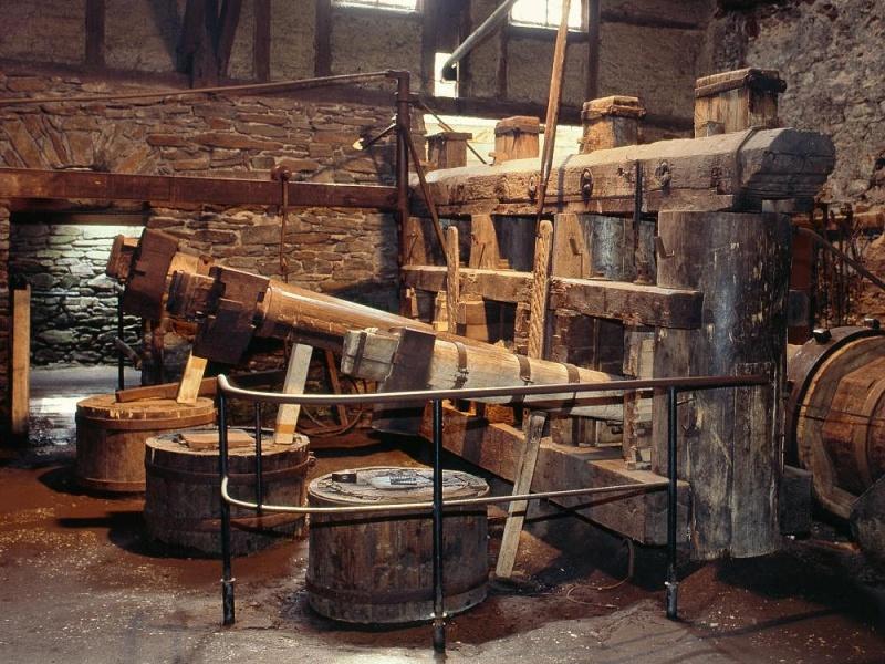 Kladivový mlýn Frohnau | -