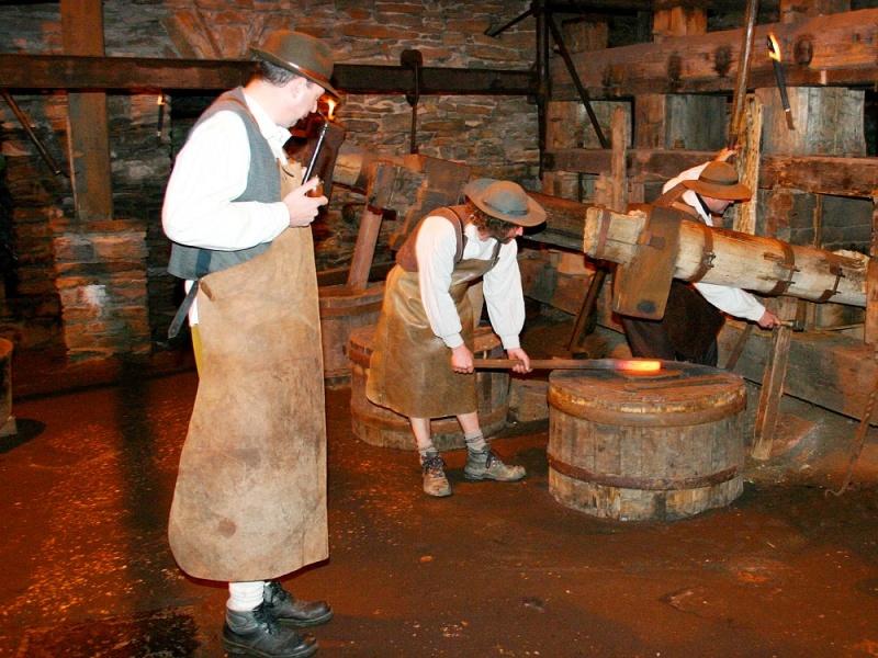 Kladivový mlýn Frohnau | Annaberg-Buchholz Pressestelle