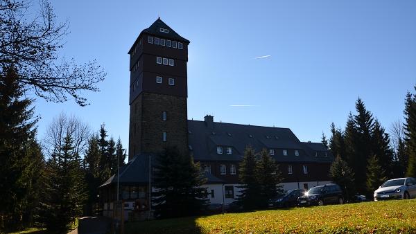 Horský hotel Bärenstein  |  Krušnohorci