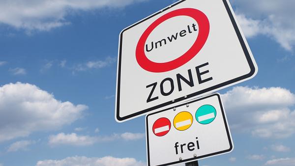 Nízkoemisní zóny v Německu