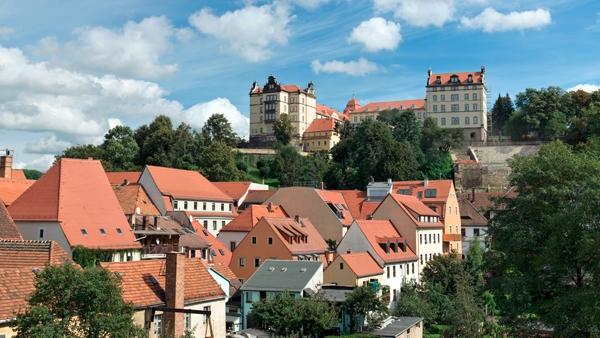 Burg - Schloss - Festung Sonnenstein
