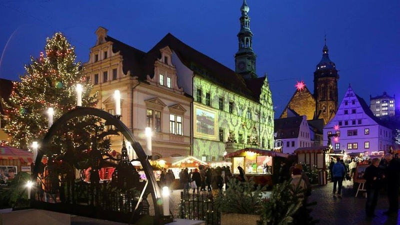 Weihnachtsmarkt Pirna