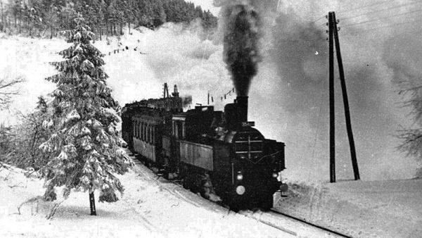 V�ro�� 130 let propojen� Moldavsk� dr�hy a Sask�ho Freibergu