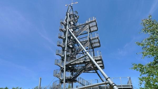 Vyhlídková věž Glückauf