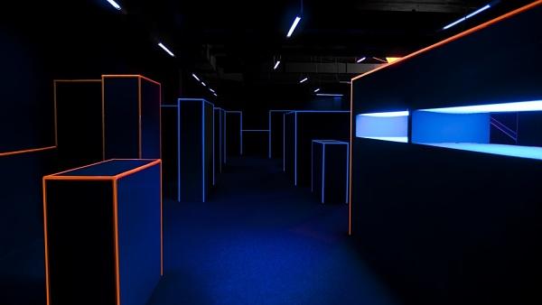 Laser aréna v Mostě