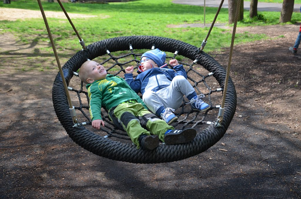 Dětské hřiště   Krušnohorci