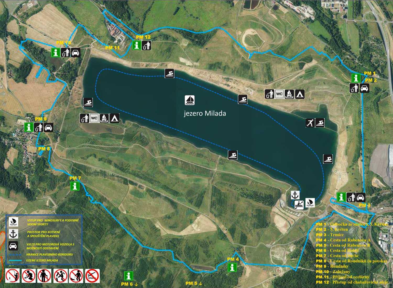 Milada Mapka | Sdružení Jezero Milada
