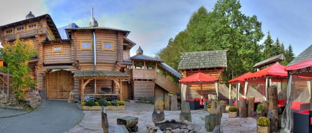 Saunawelt Badegärten Eibenstock