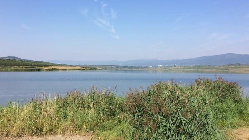 Jezero Milada | Krušnohorci
