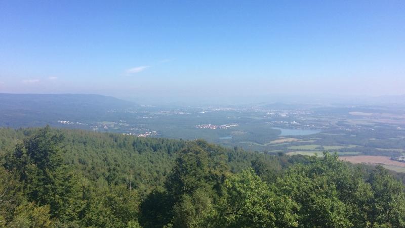 Dušanova vyhlídka 2015