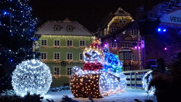 Chebské vánoční trhy | Město Cheb