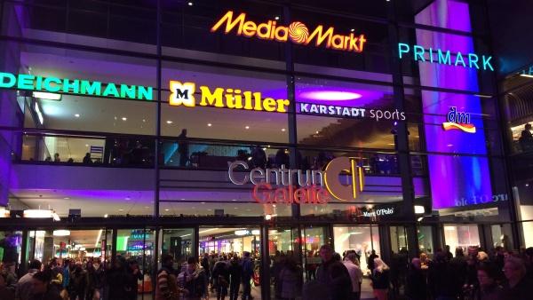 Centrum Galerie Dresden | Krušnohorci