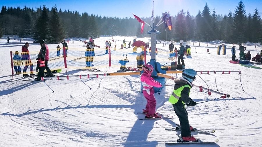 Dětské centrum | Skiareál Plešivec