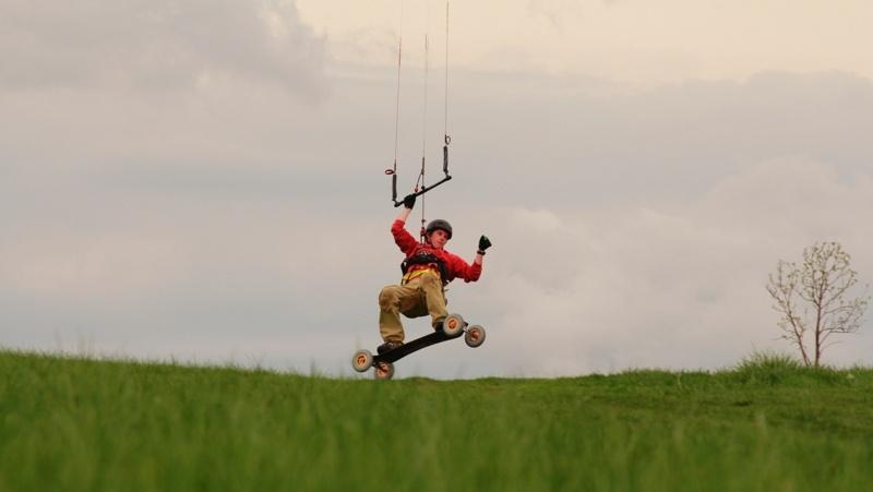 Landkiting Abertamy | Kite centrum Abertamy