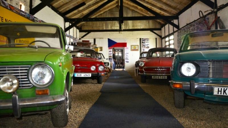 Veteráni Litvínov - muzeum