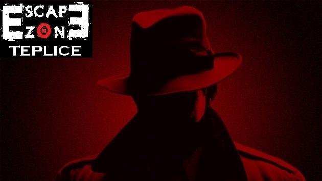 Dvojitý agent  |  Escape zone Teplice
