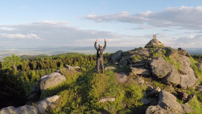 Medvědí skála | Destinační agentura Krušné hory