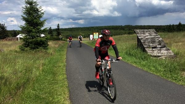Karlovarský kraj připravuje Krušnohorskou cyklistickou magistrálu